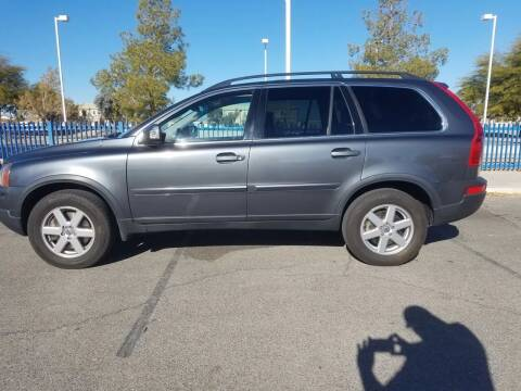 2008 Volvo XC90 for sale at LUXE Autos in Las Vegas NV