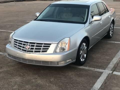 2011 Cadillac DTS for sale at Hadi Motors in Houston TX