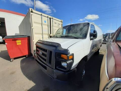 2010 Ford E-Series Cargo for sale at Tower Motors in Brainerd MN