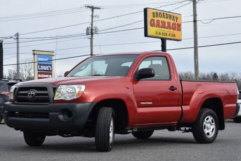 2009 Toyota Tacoma for sale at Broadway Garage of Columbia County Inc. in Hudson NY
