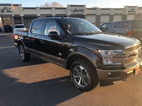 2020 Ford F-150 for sale at ASSOCIATED SALES & LEASING in Marshfield WI