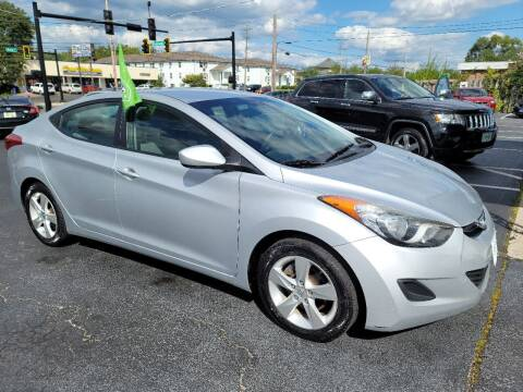 2011 Hyundai Elantra for sale at Shaddai Auto Sales in Whitehall OH
