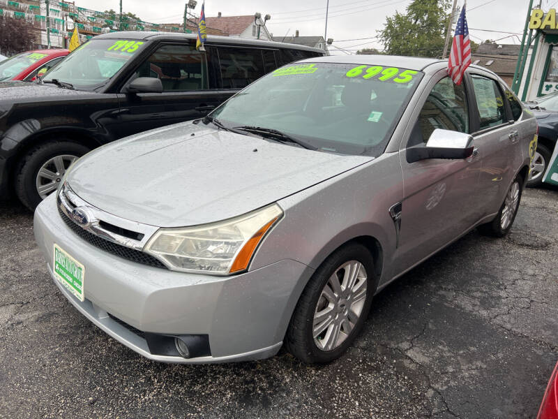 2009 Ford Focus for sale at Barnes Auto Group in Chicago IL