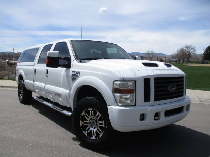 2008 Ford F-250 Super Duty for sale at Nations Auto in Lakewood CO