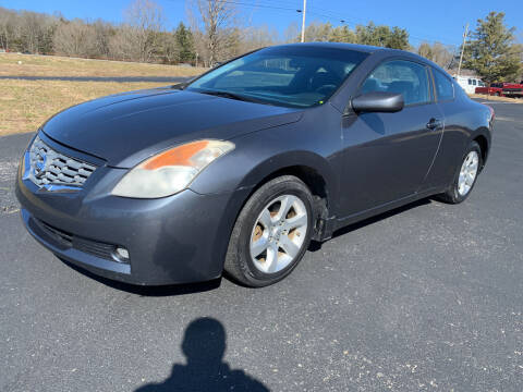 2008 Nissan Altima for sale at Gary Sears Motors in Somerset KY