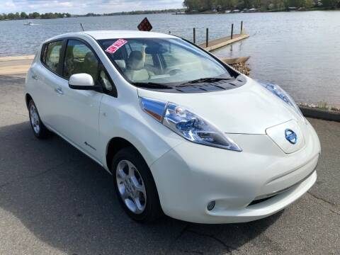 2012 Nissan LEAF for sale at Affordable Autos at the Lake in Denver NC