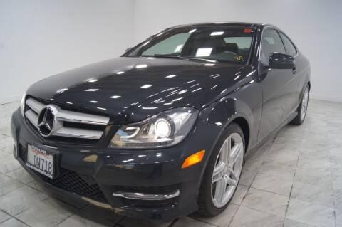 2013 Mercedes-Benz C-Class for sale at Sacramento Luxury Motors in Carmichael CA