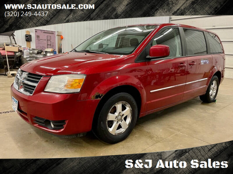 2008 Dodge Grand Caravan for sale at S&J Auto Sales in South Haven MN