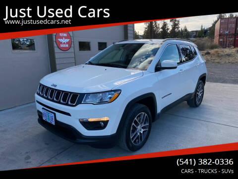 2018 Jeep Compass for sale at Just Used Cars in Bend OR