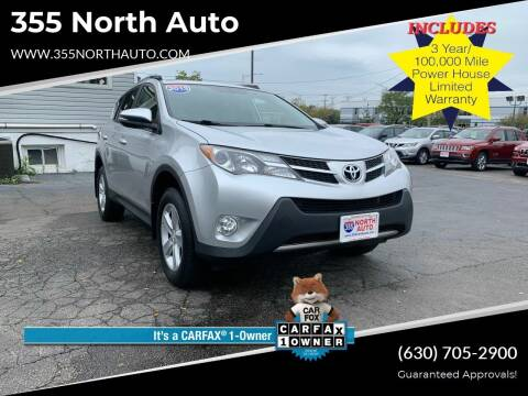 2013 Toyota RAV4 for sale at 355 North Auto in Lombard IL
