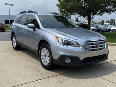 2015 Subaru Outback for sale at Ken Ganley Nissan in Medina OH
