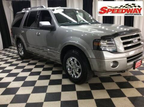 2008 Ford Expedition for sale at SPEEDWAY AUTO MALL INC in Machesney Park IL