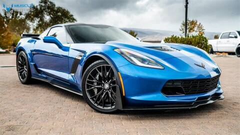 2015 Chevrolet Corvette for sale at MUSCLE MOTORS AUTO SALES INC in Reno NV