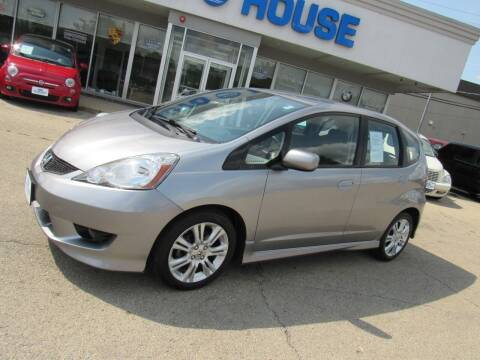 2010 Honda Fit for sale at Auto House Motors in Downers Grove IL