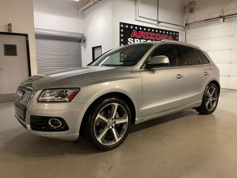 2015 Audi Q5 for sale at Arizona Specialty Motors in Tempe AZ