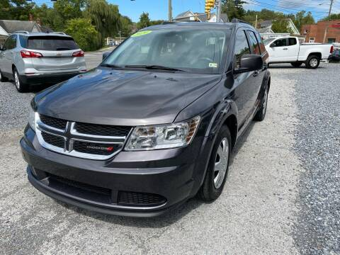 2020 Dodge Journey for sale at THE AUTOMOTIVE CONNECTION in Atkins VA