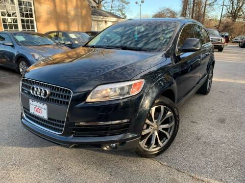 2007 Audi Q7 for sale at Philip Motors Inc in Snellville GA