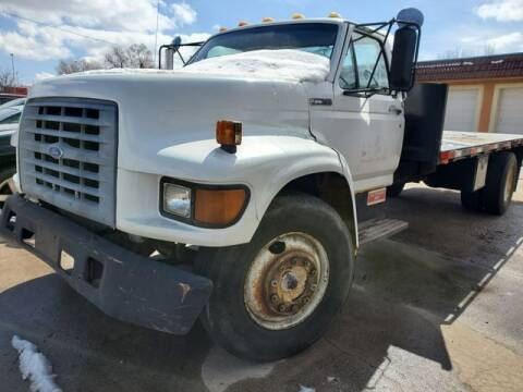 1997 Ford F-700