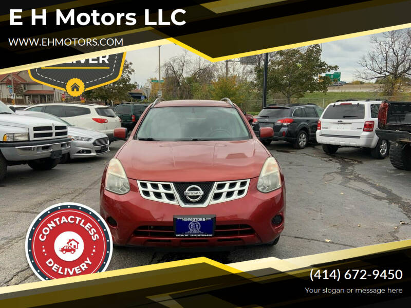 2012 Nissan Rogue for sale at E H Motors LLC in Milwaukee WI