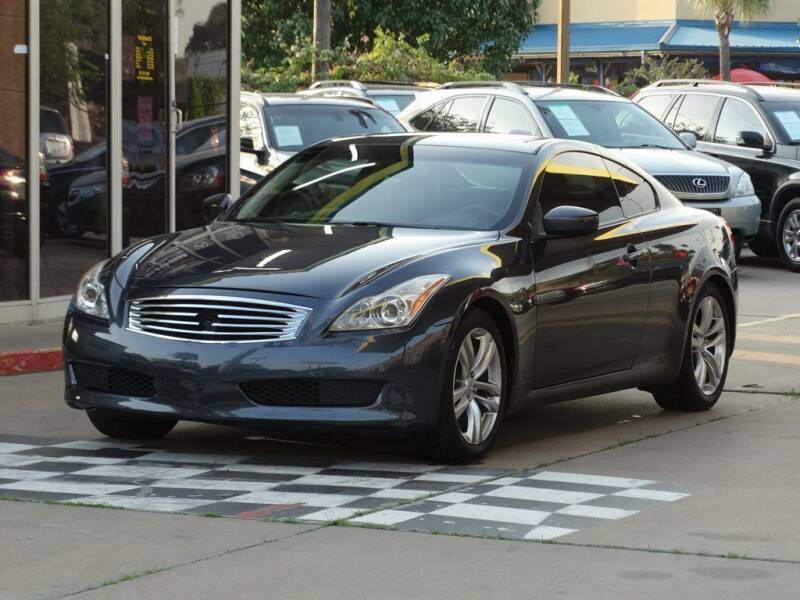 2008 Infiniti G37 for sale at Drive Town in Houston TX