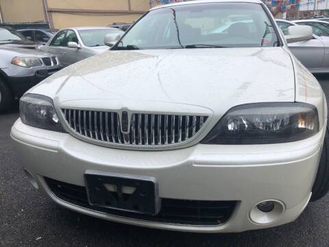 2006 Lincoln LS for sale at GARET MOTORS in Maspeth NY