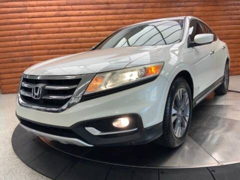 2015 Honda Crosstour for sale at Dixie Motors in Fairfield OH