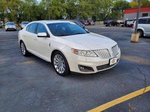 2012 Lincoln MKS for sale at Stach Auto in Janesville WI