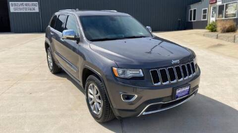 2015 Jeep Grand Cherokee for sale at Crowe Auto Group in Kewanee IL