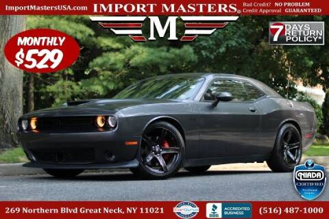 2019 Dodge Challenger for sale at European Masters in Great Neck NY