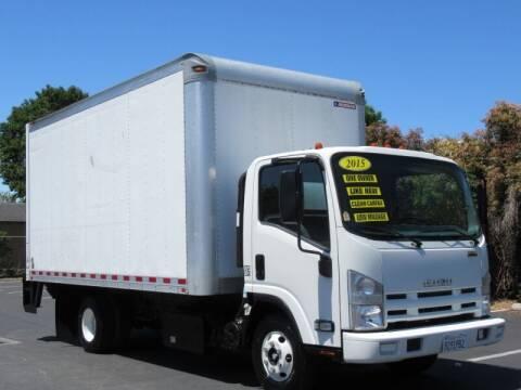 2015 Isuzu NPR DSL REG AT for sale at Direct Buy Motor in San Jose CA