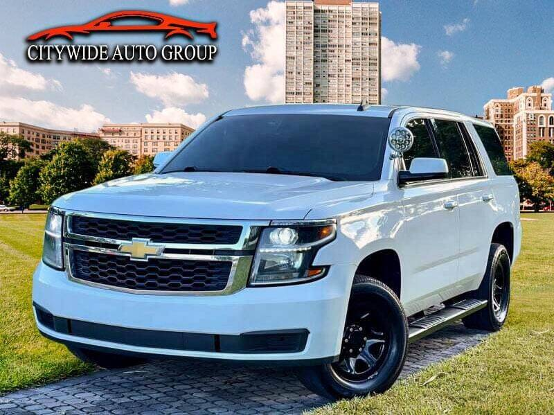 2015 Chevrolet Tahoe for sale at Citywide Auto Group LLC in Pompano Beach FL