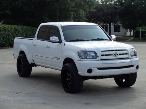2006 Toyota Tundra for sale at Auto Starlight in Dallas TX