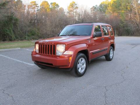 2009 Jeep Liberty for sale at Best Import Auto Sales Inc. in Raleigh NC