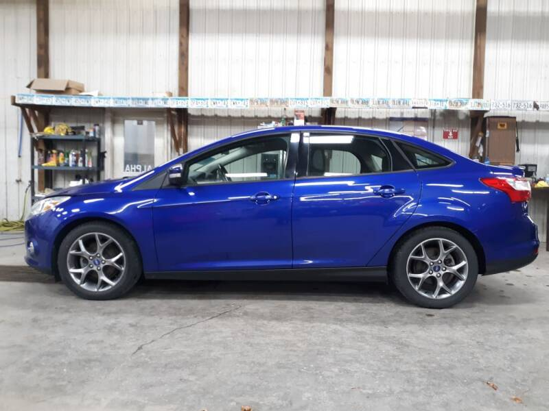 2013 Ford Focus for sale at Alpha Auto in Toronto SD