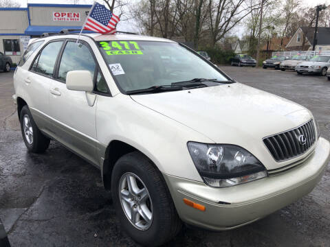 2000 Lexus RX 300 for sale at Klein on Vine in Cincinnati OH