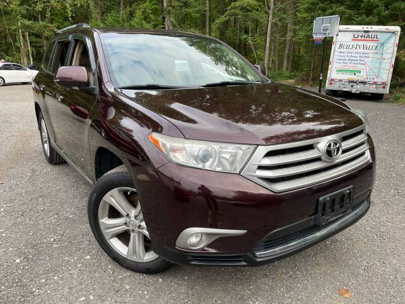 2013 Toyota Highlander for sale at High Rated Auto Company in Abingdon MD