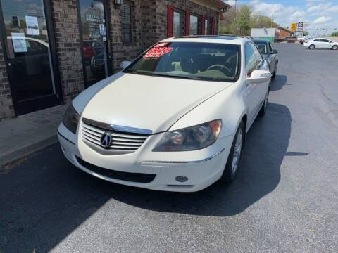 2008 Acura RL for sale at Smyrna Auto Sales in Smyrna TN