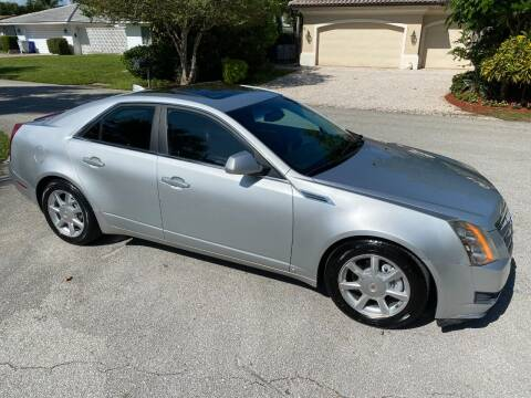 2009 Cadillac CTS for sale at Exceed Auto Brokers in Pompano Beach FL