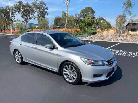 2015 Honda Accord for sale at CAS in San Diego CA