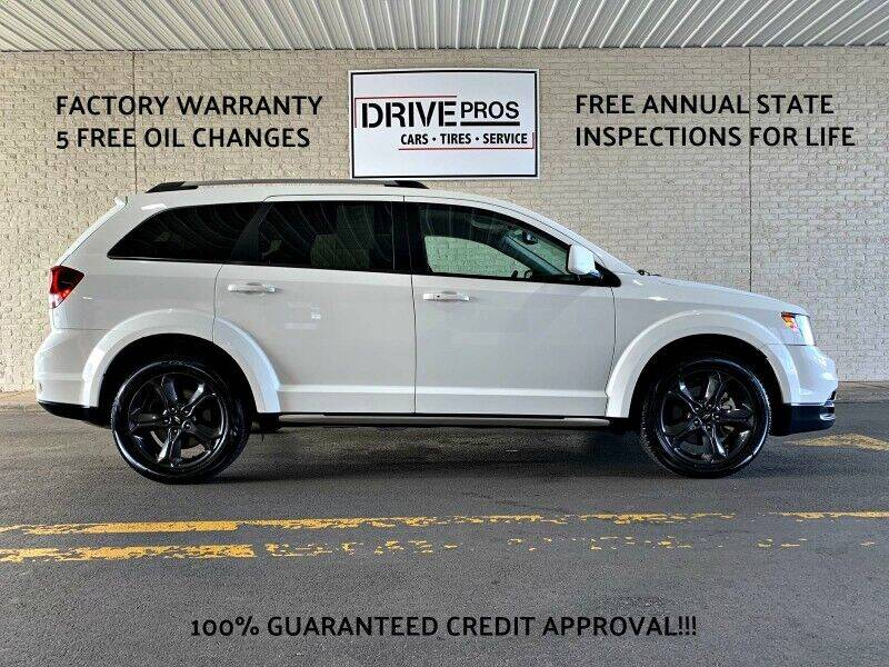 2019 Dodge Journey for sale at Drive Pros in Charles Town WV