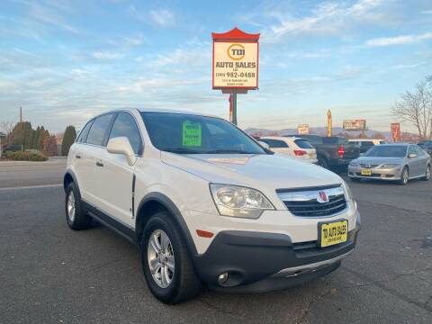 2009 Saturn Vue for sale at TDI AUTO SALES in Boise ID