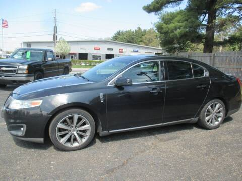 2009 Lincoln MKS for sale at Home Street Auto Sales in Mishawaka IN
