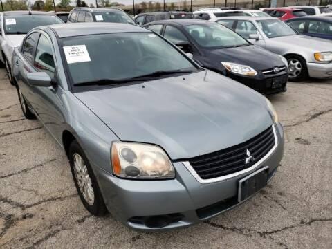 2009 Mitsubishi Galant for sale at Glory Auto Sales LTD in Reynoldsburg OH