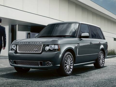 2012 Land Rover Range Rover for sale at Harrison Imports in Sandy UT
