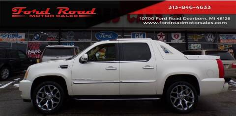 2011 Cadillac Escalade EXT for sale at Ford Road Motor Sales in Dearborn MI