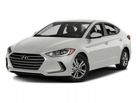 2018 Hyundai Elantra for sale at Mazda of North Miami in Miami FL