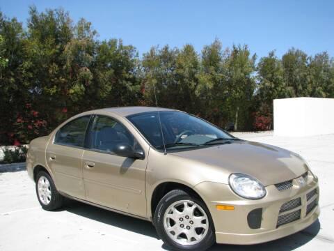2003 Dodge Neon for sale at Car 1234 inc in El Cajon CA