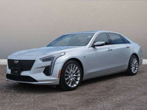 2020 Cadillac CT6 for sale at Ron Carter  Clear Lake Used Cars in Houston TX