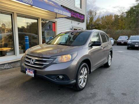 2013 Honda CR-V for sale at Best Price Auto Sales in Methuen MA