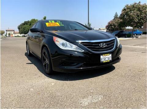 2012 Hyundai Sonata for sale at D & I Auto Sales in Modesto CA